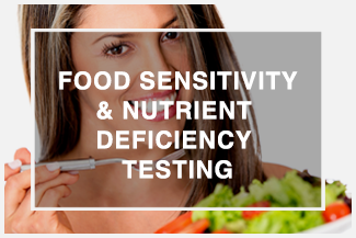 Food and nutrient testing Symptoms