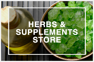 Herb supplement store Symptom